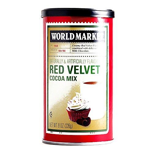 Cocoa Red (Red Velvet Cocoa 8 oz each (1 Item Per Order))