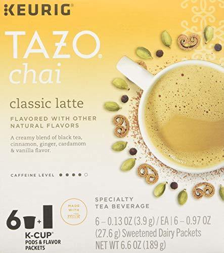 chai latte keurig vue - 1
