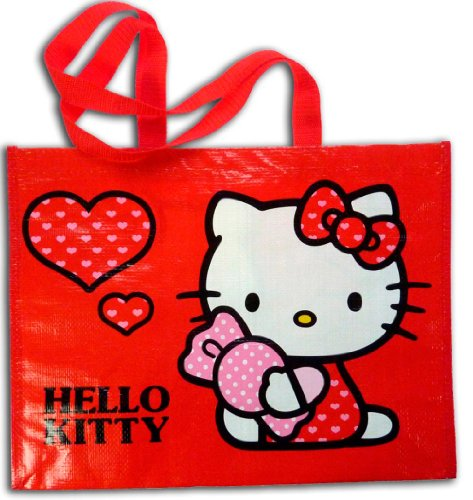 rouge Hello Kitty Kitty Sac Hello Hello Hello Kitty rouge Sac Sac rouge SfZxqwBpg