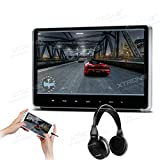 XTRONS Silver 1PC 11.6 Inch HD Digital Touch