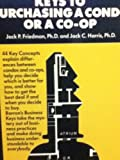 img - for Keys to Purchasing a Condo or a Co-Op (Barron's business keys) book / textbook / text book