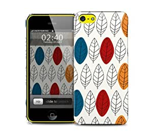 leaf iPhone 5c protective phone case