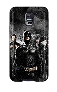 Galaxy Cover Case - The Dark Knight Rises 10 Protective Case Compatibel With Galaxy S5