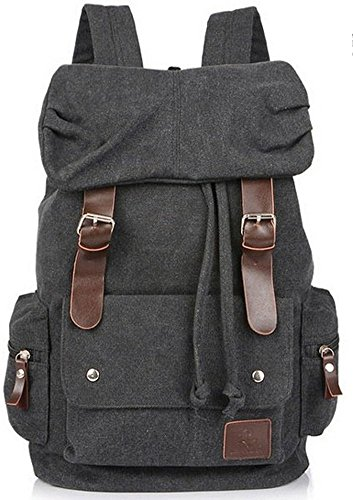 Eshops Canvas Backpack Backpacks College product image