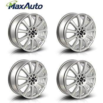 Amazon.com: MaxAuto 4 pcs 17X7, 4x100 / 4x108, 73.1, 40 ...