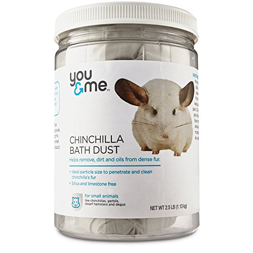 You&Me Chinchilla Dust, 2.5 (Chinchilla Dust)