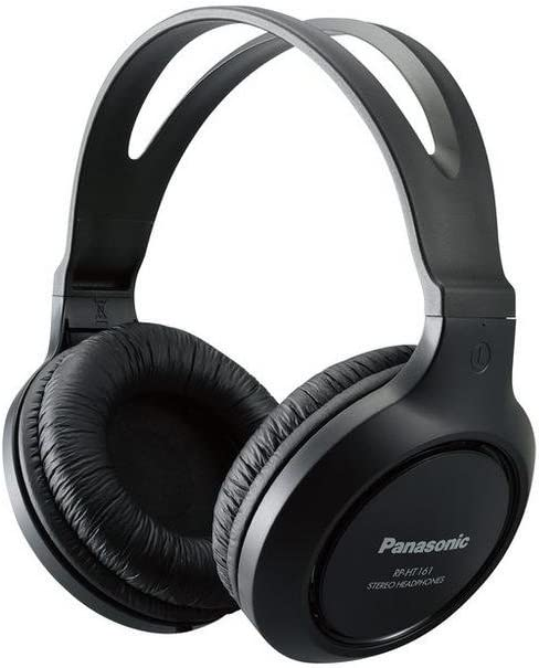 Panasonic Headphones For The large Heads panasonic is one of the best headphones for the large heads and also the best for the big heads if you are sing a song and want to use the headphones this one is the best Headphones for the large heads