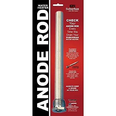 Suburban 232768 Water Heater Aluminum Anode Rod