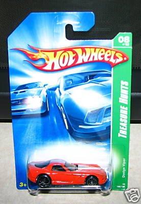2008-hot-wheels-treasure-hunt-dodge-viper-8-164-scale-collectible-die-cast-car