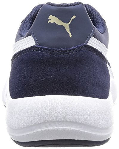 Plus Puma Blau gold 04 Erwachsene Runner Unisex white Low Top St Peacoat frTrIAq