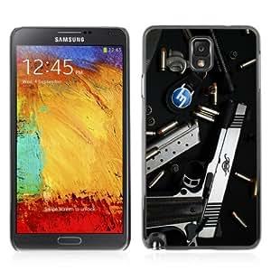 YOYOSHOP [Guns & Ammo] Samsung Galaxy Note 3 Case