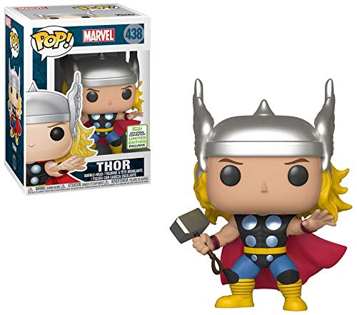 (Funko Pop! Marvel Thor #438 2019 Spring Convention Limited Edition)