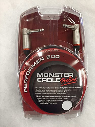 (Monster® PerformerTM 600 Instrument Cable)