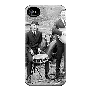 Premium Protection Rock Band The Beatles Ipod Touch 4 - Retail Packaging