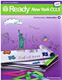 Ready New York CCLS Common Core Math Instruction 2014, Curriculum Associates Staff, 0760984336