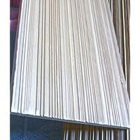 Grooved R&R Individual 18 Cedar Shingles - per Lft. by SLC Stave Lake Cedar
