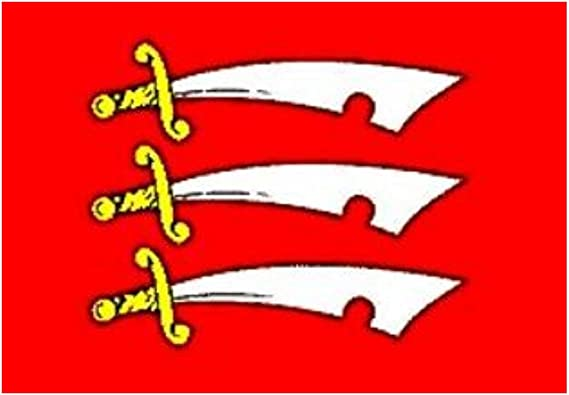 Staffordshire Polyester Flag