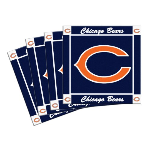 chicago bears dishes - 9