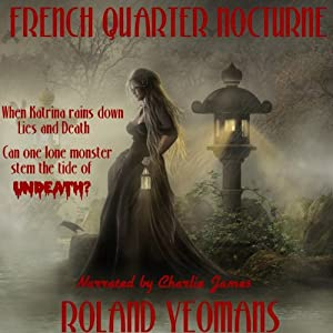 FRENCH QUARTER NOCTURNE Audiobook