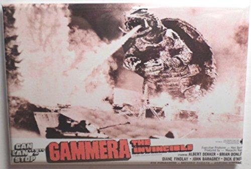 Gamera the Invincible MAGNET 2