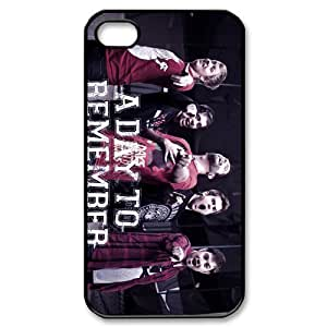 Customize Famous Rock Band A Day To Remember Back Case for iphone4 4S JN4S-1709