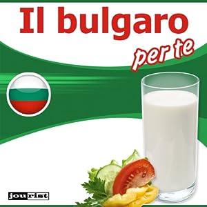 Il bulgaro per te Audiobook