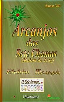 Arcanjos das Sete Chamas: Raios de Luz - Elohim e Hierarquia por [Galter, Vidal]
