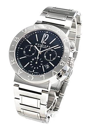 outlet store 89fd6 f72b7 Amazon | [ブルガリ]BVLGARI 腕時計 ブルガリブルガリ ...