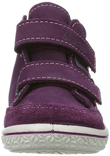 merlot Sneakers Lara Fille Rose Hautes Ricosta w6STYq0pn