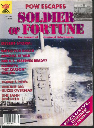 SOLDIER OF FORTUNE Desert Storm Khafji Apache helicopter