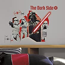 RoomMates RMK3025TB Star Wars Classic Darth Vader and  Stormtroopers P and S Wall Graphic, 32-Inch Wide 23.14-Inch High