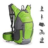 Hiking Backpack 30L Lightweight Travel Waterproof Backpacks Perfect for Cycling, Biking, Hiking, Climbing,Skiing,Running,