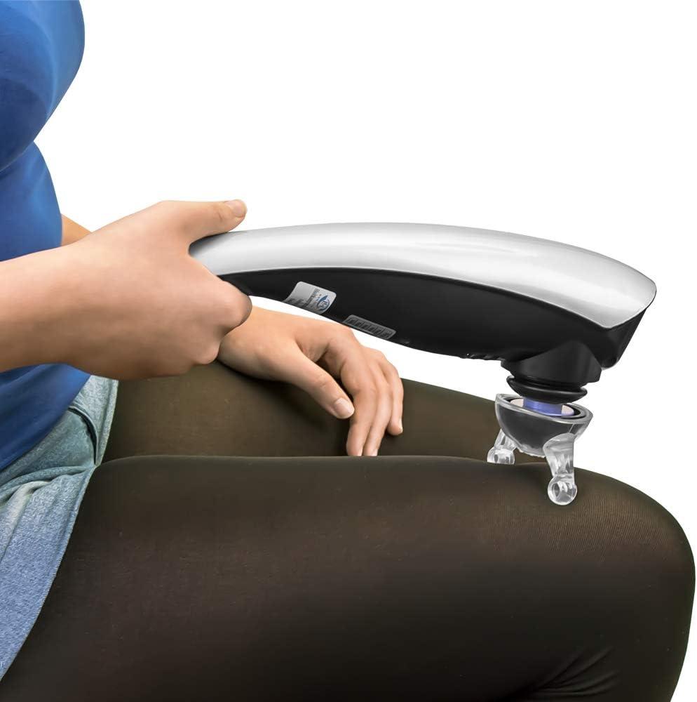 Koerperstressabbau Massagegeraet Hammer Massagegeraet Masoor Rot Schwar F GX 20X