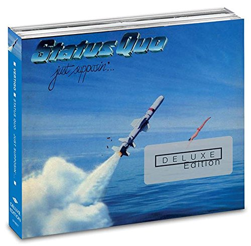 Status Quo - Just Supposin - (5716077) - DELUXE EDITION - 2CD - FLAC - 2017 - WRE Download