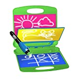 Glow Crazy Glow to Go, Light Up LED Doodle Pad for Kids