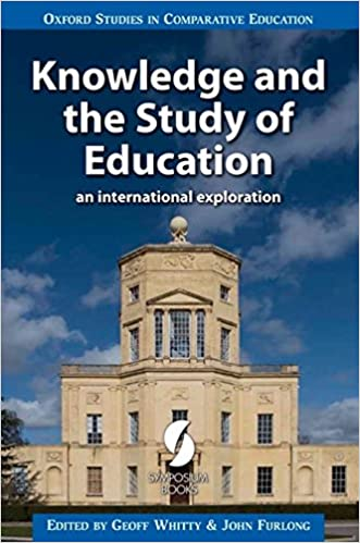 Epub Gratis Knowledge And The Study Of Education: An International Exploration 2017