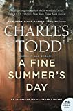 A Fine Summer's Day (Inspector Ian Rutledge) by  Charles Todd in stock, buy online here