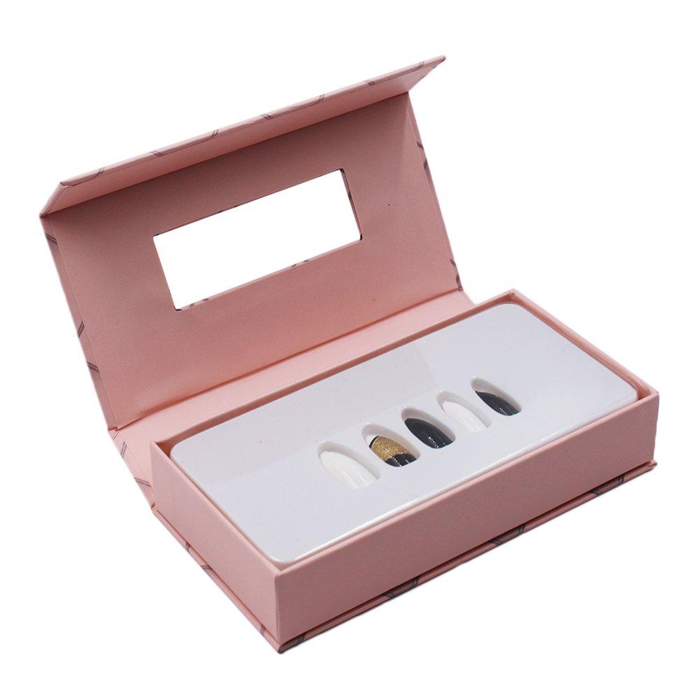 Amazon.com: Tip Beauty - Kit de uñas postizas para mujeres ...