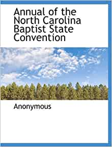 North Carolina Church Records