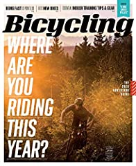 Since 1962, BICYCLING has been inspiring people to get more out of their cycling passion. Each action-packed issue is filled with proven secrets to go faster, stronger, longer. Increase your stamina; buy the best gear for your money; locate a...
