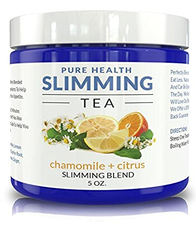 My Diet Chef- Flat Tummy Tea For Weight Loss. Herbal Slimming Blend Helps Suppress Your Appetite So You Eat Less. Chamomile Blend (1 (Lose You Mummy Tummy)