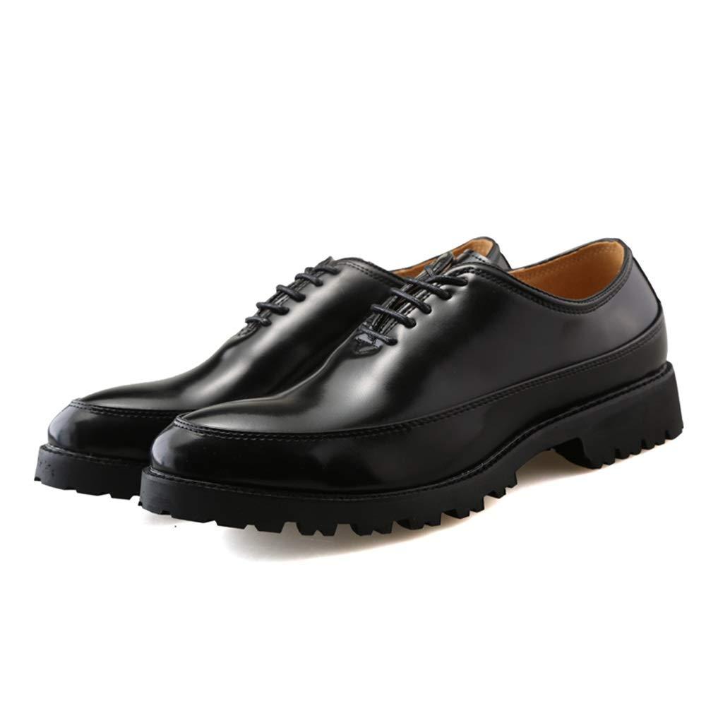 HYF Herren Oxford Schuhe Moderne Casual Casual Casual Classic Retro Wipe Farbe Outsole Höhe Handgemachte Formale Schuhe Schuhe für Männer  6e96a4