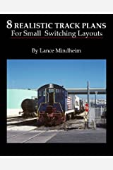 8 Realistic Track Plans For Small Switching Layouts Paperback