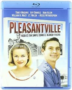 Pleasantville Blu-Ray [Blu-ray]