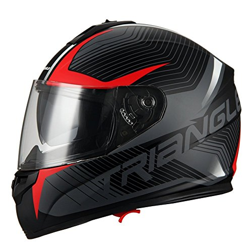 Full Face Street Bike Helmets - 3