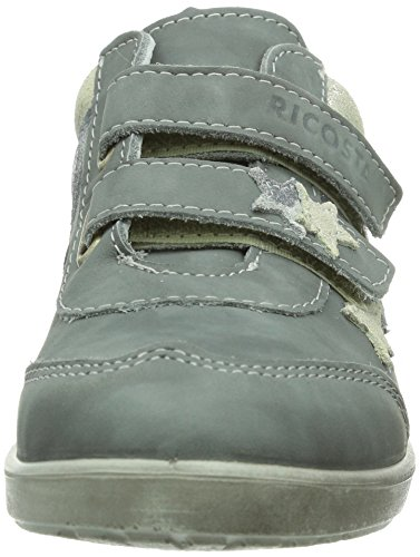 Ricosta Maylin Mädchen Sneakers Grau (patina 453)