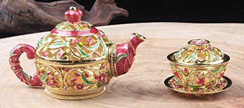 Teapot Hinged - 6