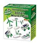 Young Science Educational Robot Solar Multi Kit by Playwrite