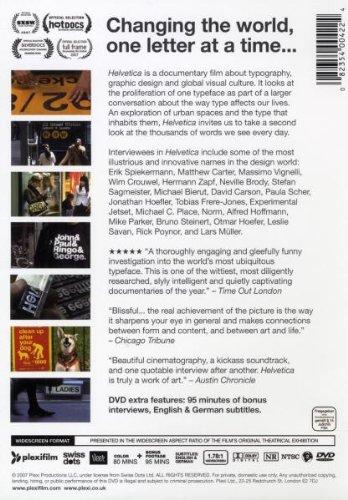 Amazon.com: Helvetica: David Carson, Erik Spiekermann, Matthew ...