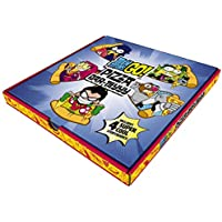 Teen Titans Go! Pizza Box Set